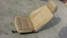 BMW E90 06-08 325i 328i 330i 335i Beige non powered seat passenger right RH OEM