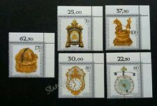 Germany Clocks 1992 Time Tools Equipment (stamp with margin) MNH