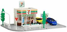 Tomica Town Seven-Eleven Convenience Store Shop Takara Tomy New F/S Japan