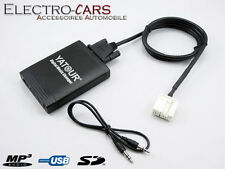 INTERFACE MP3 USB AUDIO AUTORADIO COMPATIBLE SUZUKI SWIFT DEPUIS 2006