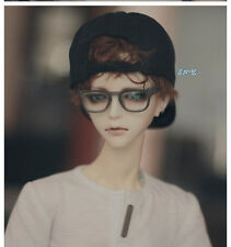 Retro Large Frame Glasses For BJD 1/3 SD17 Uncle Doll Accessories GS17
