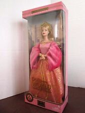 Mint Never Opened Dolls of the World Princess of England Barbie 2003 B3459 NRFB