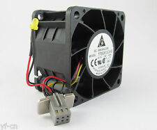 1pc Delta TFB0612GHE 60x60x38mm 60mm 6038 12V 1.68A DC Cooling Fan 6P Connector