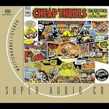 Cheap Thrills [SACD] by Janis Joplin/Big Brother & the Holding Company (CD,...