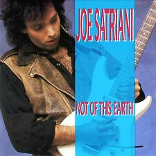Joe Satriani - Not Of This Earth 180g vinyl LP NEW/SEALED