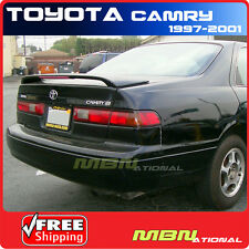 97-01 Toyota Camry 4DR Sedan Rear Trunk Tail Wing Spoiler Primer Unpainted ABS
