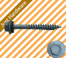 Roofing screw Self drilling Type 17 12g x 50mm CLASS 3 1000 PCS