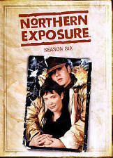 NORTHERN EXPOSURE - THE COMPLETE SIXTH SEASON (NEW DVD)