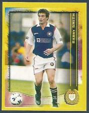 PANINI SCOTTISH PREMIER LEAGUE 2000- #088-DUNDEE-BARRY SMITH IN ACTION