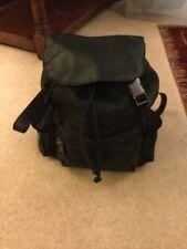 Black Topshop backpack large