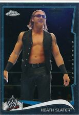 #69 HEATH SLATER 2014 Topps Chrome WWE