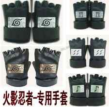 Anime Naruto Gloves Anbu KAKASHI NINJA Cosplay Accessories Collection One Size