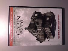 The Cabin in the Woods - DVD 2011 2012 - Wicked, Twisted, Fun!!
