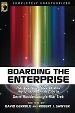 Boarding the Enterprise: Transporters, Tribbles, And the Vulcan Death Grip in Ge