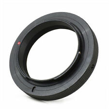 T2 T Mount Lens Adapter Ring for Olympus E-330 E-410 E-420 E3 SLR & DSLR Camera