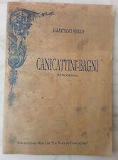 """Sebastiano Ajello """"Canicattini-bagni"""" Ristampa della monografia storia"""