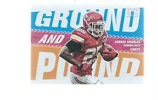 2013 TOPPS FOOTBALL GROUND AND POUND JAMAAL CHARLES #GAP-JC