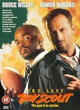The Last Boy Scout Bruce Willis, Damon Wayans, Chelsea Field NEW UK R2 DVD