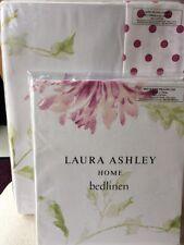 Laura Ashley Ninette KING Size Duvet Cover + 2 Housewife Pillowcases - NEW