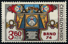 Czechoslovakia 1974 SG#2146 BRNO Stamp Exhibition MNH #D39073