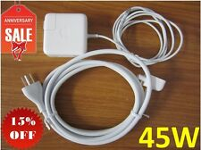 Genuine Original APPLE MacBook Air Magsafe 2 45W Power Adapter Charger A1436