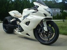 Gloss White Complete Injection Fairing Kit for 2005-2006 Suzuki GSXR GSX-R 1000