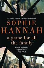 A Game for All the Family by Sophie Hannah (Hardback, 2015)