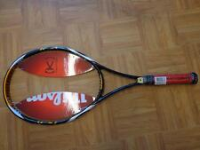 NEW RARE Wilson K Factor Blade 104 head 4 1/2 grip Tennis Racquet