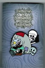Disney Nightmare Before Christmas IGOR Dr Finkelstein Mystery PIN! NEW on Card