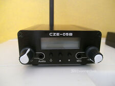 0.5W CZH-05B Stereo PLL FM Radio Broadcast Station Transmitter + Antenna +Power