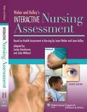 Weber and Kelley's Interactive Nursing Assessment Access Code LWW CD-ROM