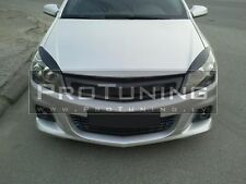 Vauxhall Opel Astra H III Twin Top 07-10 eyebrows headlight spoiler lightbrows