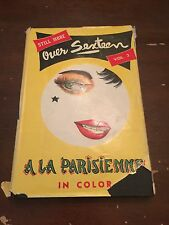 1954 Still More Over Sexteen Book Volume 3 A LA Parisienne