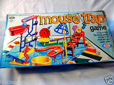 Vintage Mouse Trap Game 1970 By Ideal