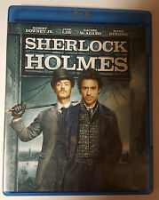 PELICULA BLURAY SHERLOCK HOLMES BLURAY EDICION FRANCESA AUDIO CASTELLANO