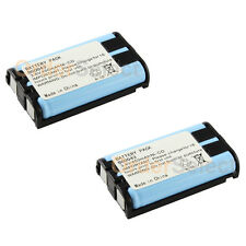 2x Home Phone Battery 450mAh NiCd for Panasonic HHR-P104 HHR-P104A/1B Type 29