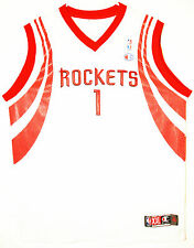 Champion NBA Basketball Trikot Jersey Authentic Houston Rockets McGrady 52 XXL
