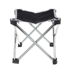 Outdoor Foldable Folding Fishing Camping Chair Lightweight Furniture Size S