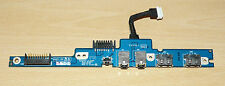 NEW GENUINE DELL XPS M2010 EAX20 2X USB AUDIO BOARD WITH CABLE LS-2736P