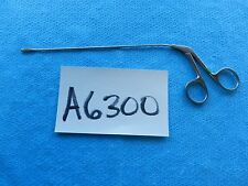 Ruggles Surgical 7in (178mm) Micro Alligator Grasping Forceps R-8645