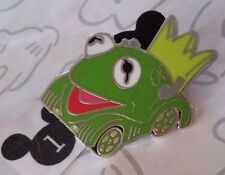 Kermit the Frog Disney Racers Mystery Pin Pack Characters as Race Cars 2016