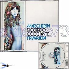 "RICCARDO RICHARD COCCIANTE ""MARGHERITA"" CDsingle ITALY"