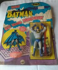 BATMAN SKY DIVING PARACHUTIST WITH PACKAGE - AZRAK-HAMWAY INT'L - #6008