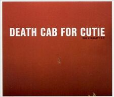 Stability [EP] by Death Cab for Cutie (CD, Jul-2008, Barsuk)