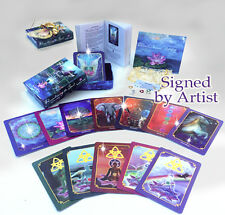 Spiritual Oracle Cards - Yoga, Meditation, Inspiration, Painting, Spiritual Art
