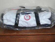 NEW $150 Polo Ralph Lauren DUFFLE BAG 2016 Olympics USA United States White Gym