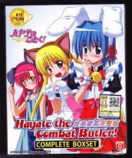 *NEW* HAYATE COMBAT BUTLER COMPLETE *102 EPS/MOVIE*ENG SUBS*ANIME DVD*US SELLER*