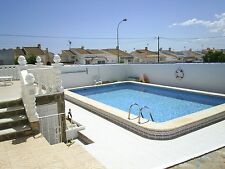 Detached villa + pool. SkyTV, Wifi. Spain. 1 week 1-18 Sept £310