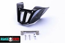 ducati monster 659 696 796 1100 carbon fibre bellypan