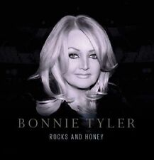 Rocks and Honey by Bonnie Tyler (CD, May-2013, Celtic Swan)